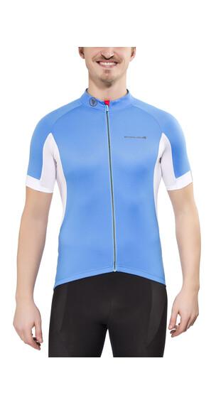 Endura FS260 Pro III Kortärmad cykeltröja Herr blå
